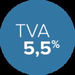 TVA 5,5 %
